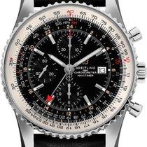 Breitling Navitimer GMT nuevo Automático Cronógrafo Reloj con estuche original A24322121B2X2