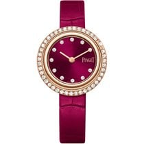 Piaget Possession Rose gold 34mm Pink No numerals