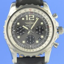Breitling Chronospace Automatic Steel 46mm Grey