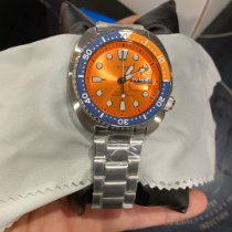 Seiko Prospex Acier Orange France, MARCILLY