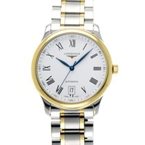 Longines Master Collection Steel 38.5mm White