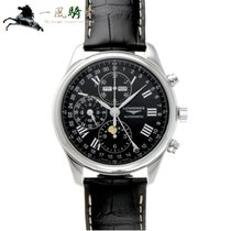 Longines Master Collection Steel 42mm Black
