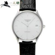 Longines Lyre Steel 35mm Silver
