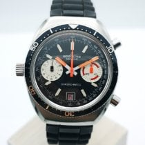 Breitling Chrono-Matic (submodel) 2114 Good Steel Automatic