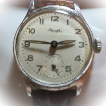 Kienzle Steel Manual winding 30mm pre-owned