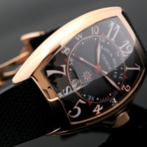 Franck Muller Mariner Rose gold 40mm Black Arabic numerals
