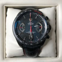 TAG Heuer CAV518B.FC6237 Titane 2009 Grand Carrera 43mm occasion