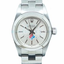 Rolex Oyster Perpetual 26 Stahl Silber