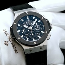 Hublot Big Bang Aero Bang Staal 44mm Doorzichtig