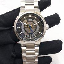 Oris Williams F1 01 733 7740 4154-07 8 24 50S New Steel 42mm Automatic