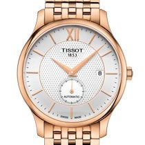 Tissot Tradition Steel 40mm Silver United States of America, Massachusetts, Florence