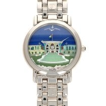 Ulysse Nardin San Marco Cloisonné White gold 37mm United States of America, California, Beverly Hills
