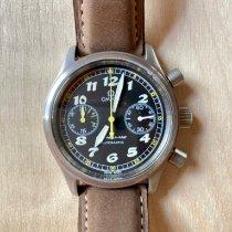 Omega Dynamic Chronograph Stahl 38mm Schwarz Deutschland, Idstein