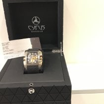 Cyrus Titanium 44mm Automatic 598.301.A new