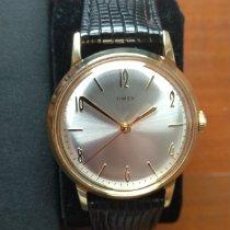 Timex Acero 34mm Cuerda manual nuevo