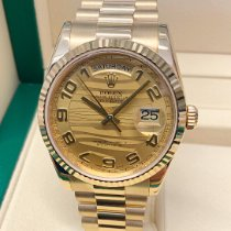 Rolex Day-Date 36 118238 2016 pre-owned