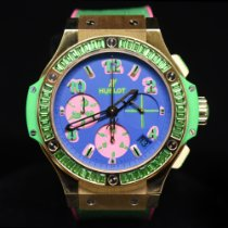 Hublot Big Bang Pop Art Yellow gold 41mm Blue United States of America, Florida, Aventura