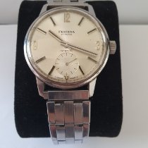 Festina Steel 36mm Automatic pre-owned