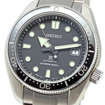 Seiko Steel 44mm Automatic SBDC061 pre-owned