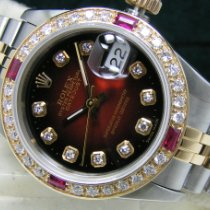 Rolex Lady-Datejust Steel 26mm Red No numerals United States of America, Pennsylvania, HARRISBURG