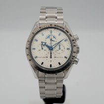 Omega Speedmaster Professional Moonwatch Moonphase Steel 42mm White United States of America, California, Santa Monica