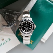 Rolex Sea-Dweller 4000 Steel 40mm Black No numerals United States of America, California, Santa Monica