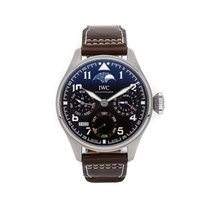 IWC Big Pilot IW5038-01 pre-owned