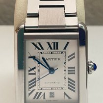 Cartier Tank Solo W5200028 2016 pre-owned