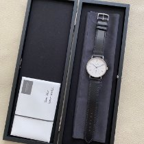NOMOS Tangente 38 Steel 37.8mm White Arabic numerals United States of America, California, Stanford