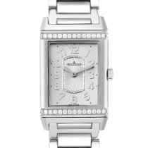 Jaeger-LeCoultre Grande Reverso Lady Ultra Thin 39mm Plata Arábigos
