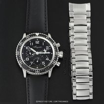 Breguet Steel 39mm Automatic Type XX Aeronavale 100th Anniversary pre-owned United States of America, New York, Airmont