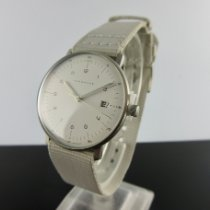 Junghans max bill Ladies Steel 32,7mm White Arabic numerals