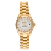 Rolex Lady-Datejust 26mm Silver No numerals United States of America, Florida, Surfside