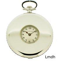 Van Cleef & Arpels Platin Handaufzug Pocket watch gebraucht