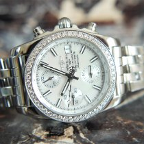 Breitling Chronomat 38 Acero 38mm Madreperla