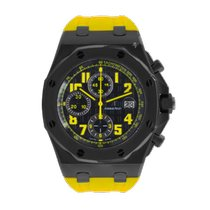 Audemars Piguet Royal Oak Offshore Chronograph Stal 42mm Czarny