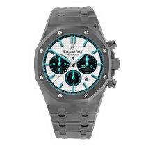 Audemars Piguet Royal Oak Chronograph nuevo 2021 Automático Reloj con estuche y documentos originales 26331ST