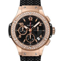 Hublot Big Bang 41 mm Rose gold 41mm Black Arabic numerals United States of America, New York, New York