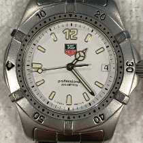 TAG Heuer 2000 Steel 38mm United States of America, New York, Port Jefferson