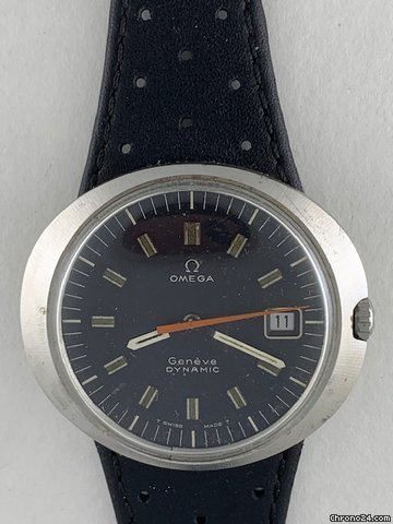 Omega Genève 135.033 1961 pre-owned