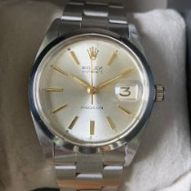 Rolex Oyster Precision Steel 34mm Silver No numerals United States of America, Minnesota, St Paul