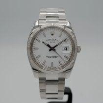 Rolex Stahl 34mm Automatik 115210 gebraucht