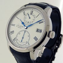 Glashütte Original 58-01-01-04-04 Or blanc Senator Chronometer 42mm occasion