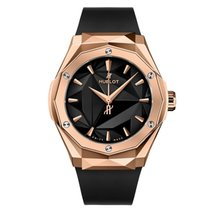 Hublot Classic Fusion 45, 42, 38, 33 mm 550.OS.1800.RX.ORL19 2020 new