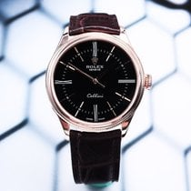 Rolex Cellini Time 50505 pre-owned