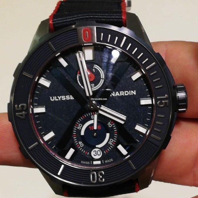 Ulysse Nardin Marine 1183-170LE/93-NEMO 2021 new