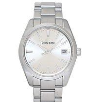 Seiko Grand Seiko new 2020 Quartz Watch with original box and original papers SBGP009