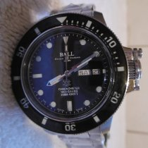 Ball Engineer Hydrocarbon Acero 40mm Negro Sin cifras