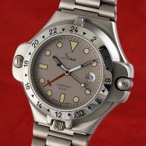 Sinn 6000 Steel 42mm Silver