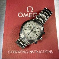 Omega Speedmaster Day Date Steel 40mm Silver